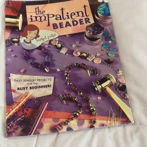 "Jewelry - Book ""The Impatient Beader"""